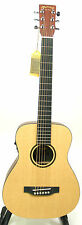 Martin LXME Little Martin Travel Acoustic Electric Guitar with Padded Gig Bag
