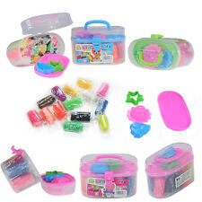 New 17 Pcs Kids Play Dough Doh Clay Modeling Tool Toy Plasticine Gift Set XN