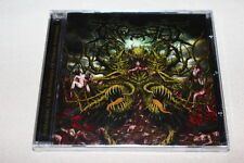 Ingested ‎– Surpassing The Boundaries Of Human Suffering FIRST PRESS CD RARE