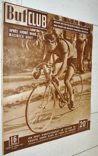 BUT ET CLUB N°176 1949 FOOTBALL CYCLISME DIOT FOOTBALL HOLLANDE-FRANCE RUGBY