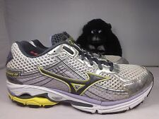 Mizuno Wave Rider 15 Women Running, Cross Training shoes size 9.5 US