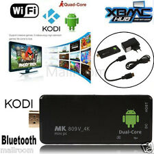 MK809V-4K Mini PC Smart TV Dongle Stick Android 5.1 Quad Core 2160P XBMC HDMI