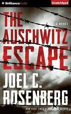 The Auschwitz Escape by Joel C. Rosenberg (2014, CD, Unabridged)