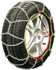 265/50-15 265/50R15 Tire Chains Diamond Back Link Traction Passenger Vehicle