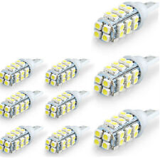 10X T10 168 194 W5W 28 SMD LED Wedge Light Bulb Lamp 12 V for Car RV Light CATB3