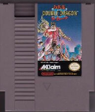 DOUBLE DRAGON II 2 TWO with cosmetic flaws ORIGINAL NINTENDO GAME SYSTEM NES HQ