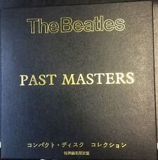 Beatles,The Black Box Past Masters Vol. 1 & 2  Ltd./numbered Box-Set CD No. 1878