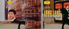 Lang lang live at carnegie hall Schumann Haydn Schubert Tan Dun CD (Box44)