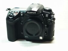 FUJI S5 Pro 12.3 Mp Fotocamera Reflex Digitale-Nero SOLO CORPO + battery+charger