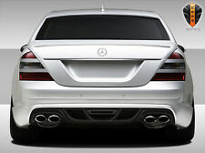 07-09 Mercedes S Class W221 Eros Version 2 Rear Bumper 1pc Body Kit 107794