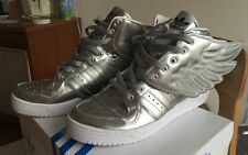 Adidas JS Wings Metal 10 white Silver superstar Ultra Boost Tubular X 2.0 3.0