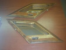 REAR SEAT VANITY MIRRORS, ROLLS ROYCE SILVER SPIRIT, SILVER SPUR