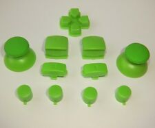 MOD Green Dpad L1 L2 R1 R2 Triggers Thumbstick Action buttons for ps3 controller