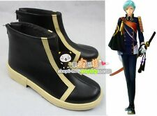 The Sword Dance Touken Ranbu cosplay Ichigo Hitofuri Boots Boot Shoes Shoe
