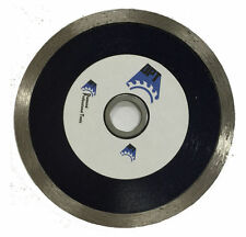 """3 Pack 4"""" Diamond Saw Blade Continuous Rim for Cutting Tile, Stone,Porcelain"""