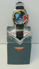Star Trek: The Next Generation Rotating Enterprise Watch 1993 Timex NEW IN BOX