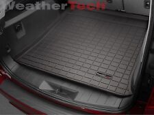 WeatherTech Cargo Liner Trunk Mat for GMC Terrain - 2010-2017 - Cocoa
