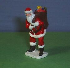 TOY SOLDIERS CHRISTMAS SANTA CLAUS WITH PRESENTS SACK  54 MM