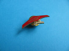 Gauloises Blondes Cigarettes Hang Glider Pin badge. Enamel.