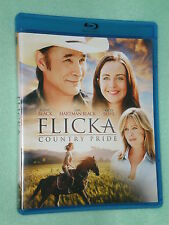 PRISTINE Flicka WIDESCREEN BLU RAY CLINT BLACK LISA HARTMAN BLACK CHRISTIAN