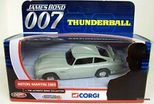 CORGI 1/36 - TY06901 ASTON MARTIN DB5 JAMES BOND 007 THUNDERBALL MODEL CAR