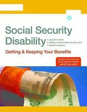 Nolo's Guide to Social Security Disability: Getting & Keeping Your Ben-ExLibrary