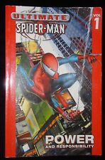 Ultimate Spider Man Power and Responsibility Vol 1 Marvel Comics Paperback Book
