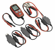 TA126 Sealey Automotive Current Tester 30A [Electrics] Ammeters Diagnostic Tools