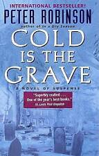 Cold Is the Grave: A Novel of Suspense (Inspector Banks Novels)-ExLibrary
