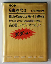BATTERIA per Samsung Galaxy Note | Phone Battery | i9220 n7000 | 3030mah | NUOVI NEW