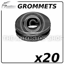 Fasteners Grommets INT 10 MM EXT 19 MM All Vehicles Part Number: 716 Pack of 20