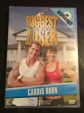 The Biggest Loser Workout 2 : Cardio Burn Region 4 - DVD - Brand New