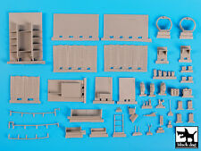 Black Dog 1/35 M1070 Gun Truck Conversion Set for HobbyBoss kit