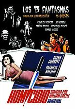 13 Ghosts - Los 13 Fantasmas / Homicidal - Homicidio - William Castle.