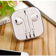 New MD827LL / A Earpods, Earphones for iPhone 6 6+ 5 4S Remote & Mic