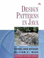 Design Patterns in JavaTM Software Patterns Series