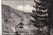 # ROCCARASO: SEGGIOVIA DI ROCCALTO - 1958