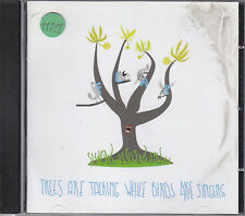 FLAP - trees are talking while birds are singing CD