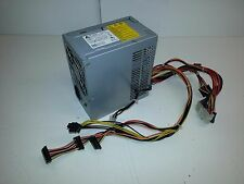 Genuine OEM Delta Dell DPS-350VB B 0U344D 350W Power Supply Vostro 420 TESTED!