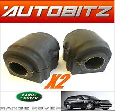 FITS RANGE ROVER SPORT 2005  REAR ANTI ROLL BAR D BUSHS 2PC WITHOUT ACE