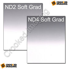 Kood Graduated Neutral Desnity ND Filter Kit 100mm ND2 ND4 Soft Edge Cokin & Lee