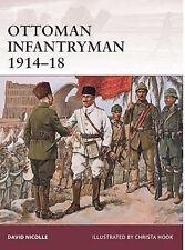 Osprey Warrior 145: Ottoman Infantryman 1914–18 (Osmanisches Reich) / NEU