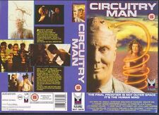 Circuitry Man, Jim Metzler VHS Video Promo Sample Sleeve/Cover #8620