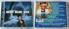 Deep Blue Sea - Music From Motion Picture .. 1998 Warner CD TOP
