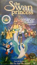Swan Princess From The Director Of The Fox And The Hound   U. 93 Mins
