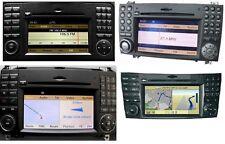 Reparación Comand APS ntg 2.5 mercedes w169 r171 w164/unidad DVD