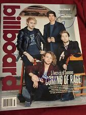 5 SOS Signed Magazine Lot In Person Autographs Calum luke Michael Ashton Dolly