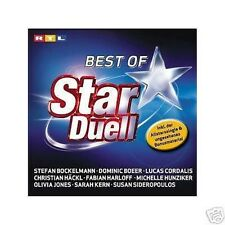 Best of Star duello (pop-rock) particolare Olivia Jones, Michelle Hunziker, Lucas CORDAL