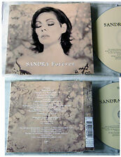 Sandra - Forever .. 2001 EMI Maxi CD TOP