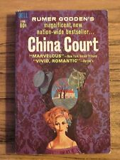 China Court - Rumer Godden - DELL - SLEAZE PULP SEX PB